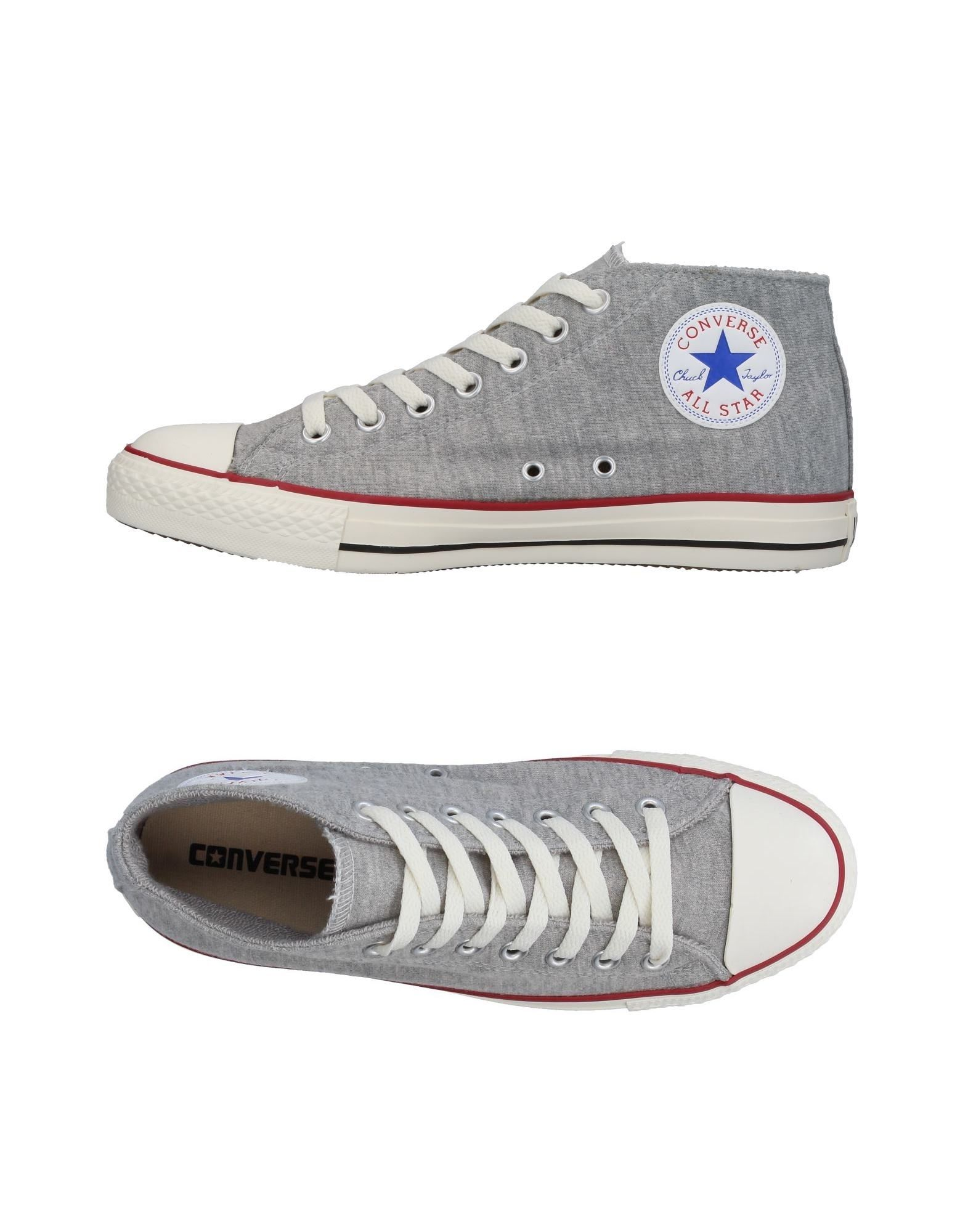 CONVERSE ALL STAR Высокие кеды и кроссовки кеды converse кеды star player leather