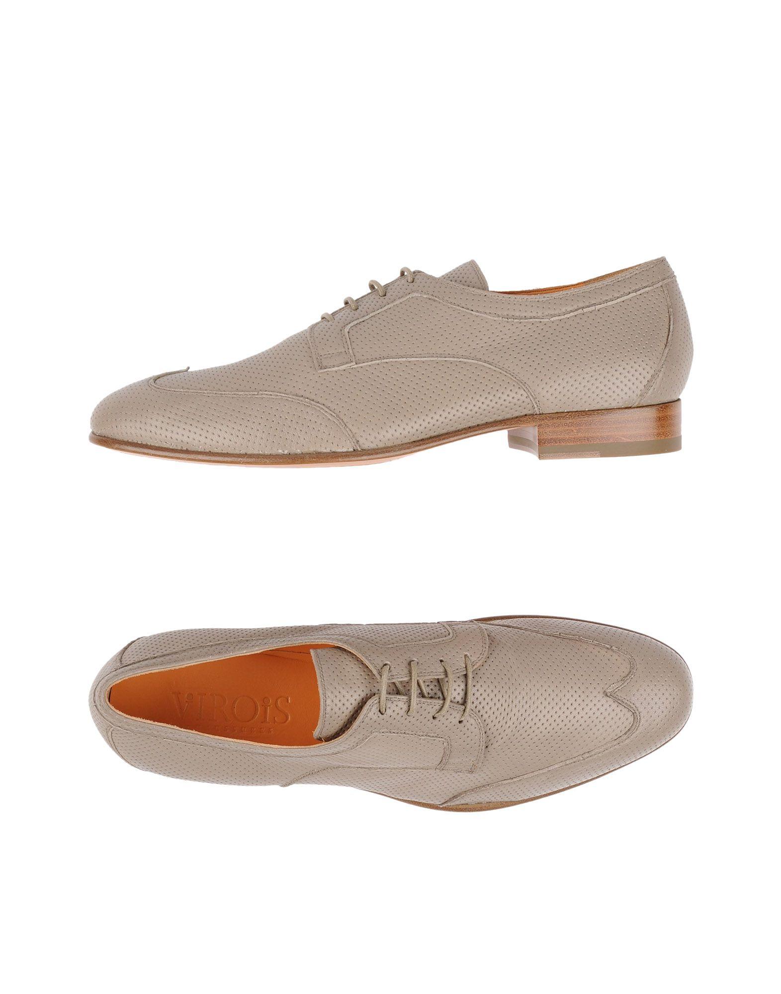 VIROIS Обувь на шнурках цены онлайн