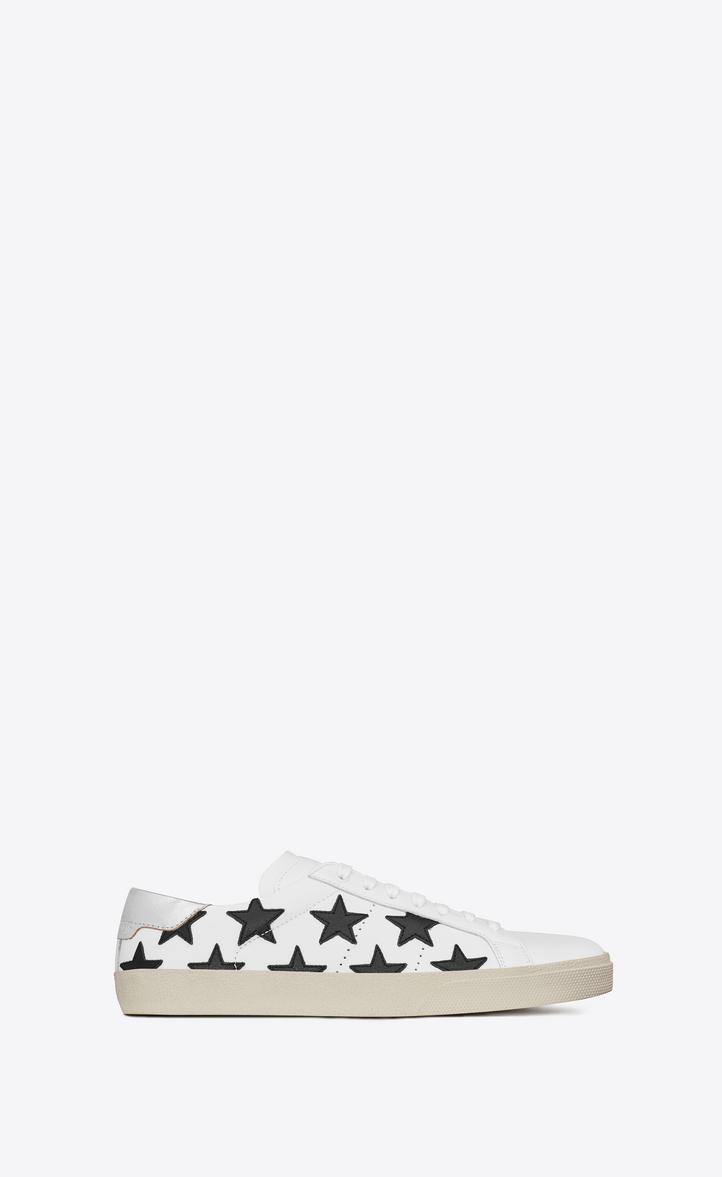 Signature Court Saint Laurent California Sl06 Classic Sneakers 1fnvqnW4