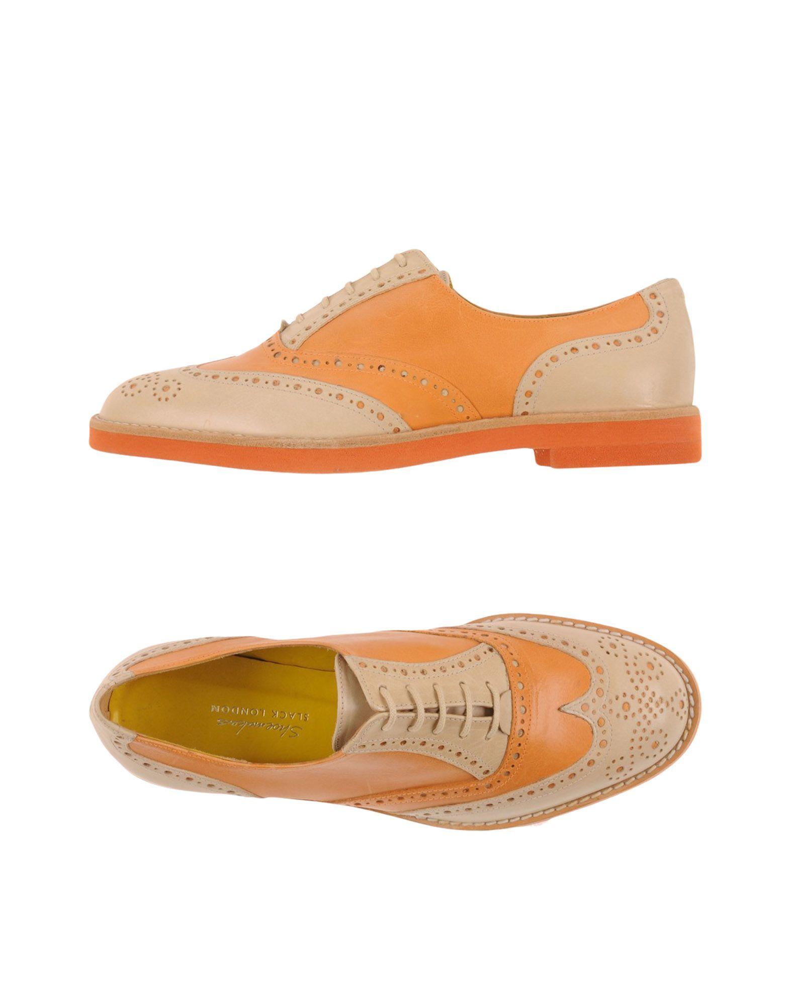 T&F SLACK SHOEMAKERS LONDON Обувь на шнурках цены онлайн