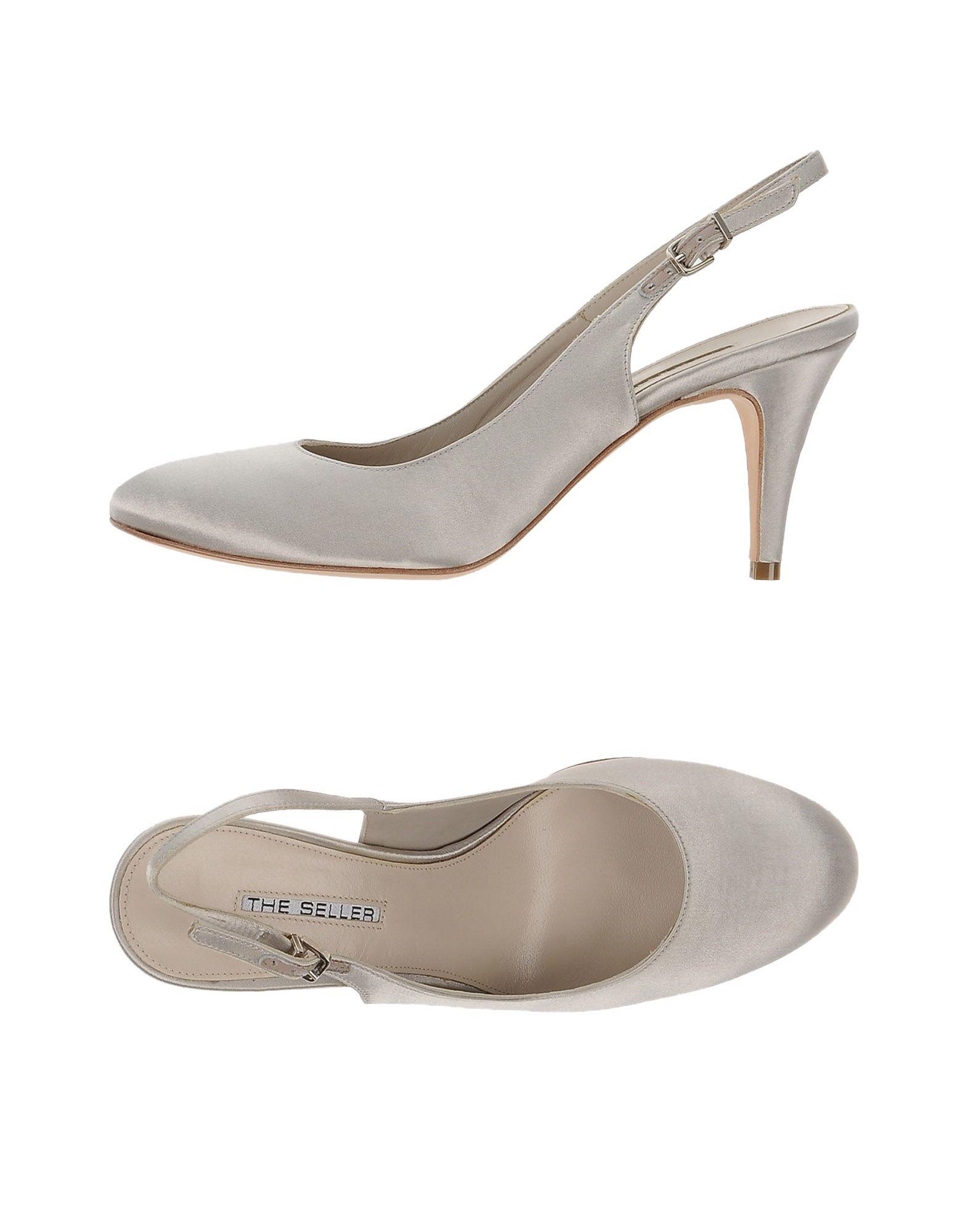 THE SELLER Туфли цены онлайн