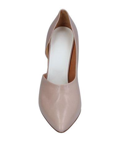 Фото 2 - Женские туфли  цвет голубиный серый