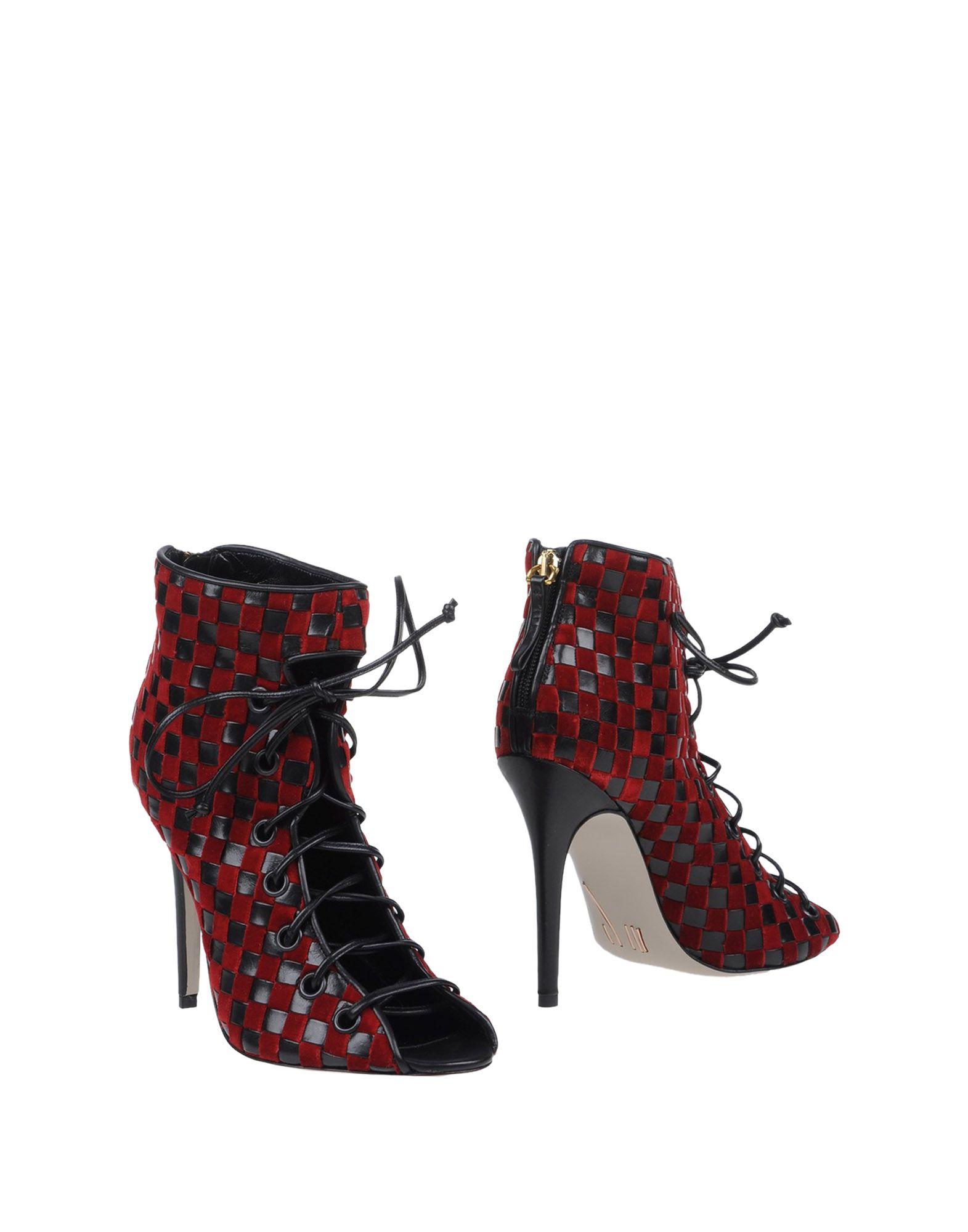 DANIELE MICHETTI Полусапоги и высокие ботинки daniele michetti daniele michetti ботильоны женские 134