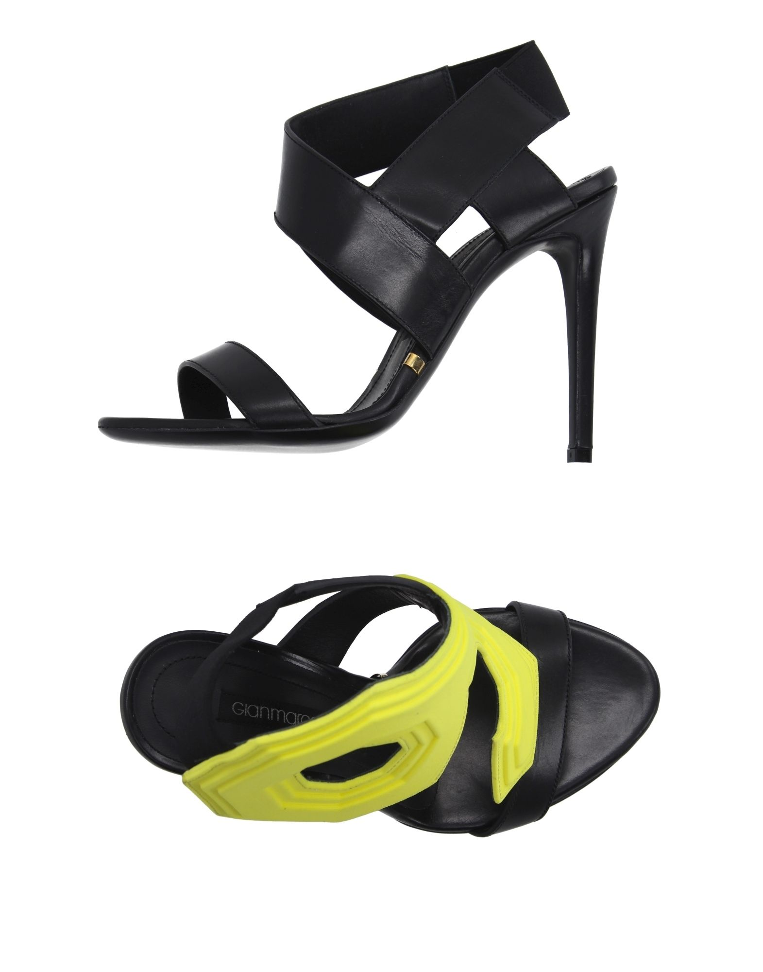 GIANMARCO LORENZI Сандалии high heels sandals gianmarco venturi high heels sandals