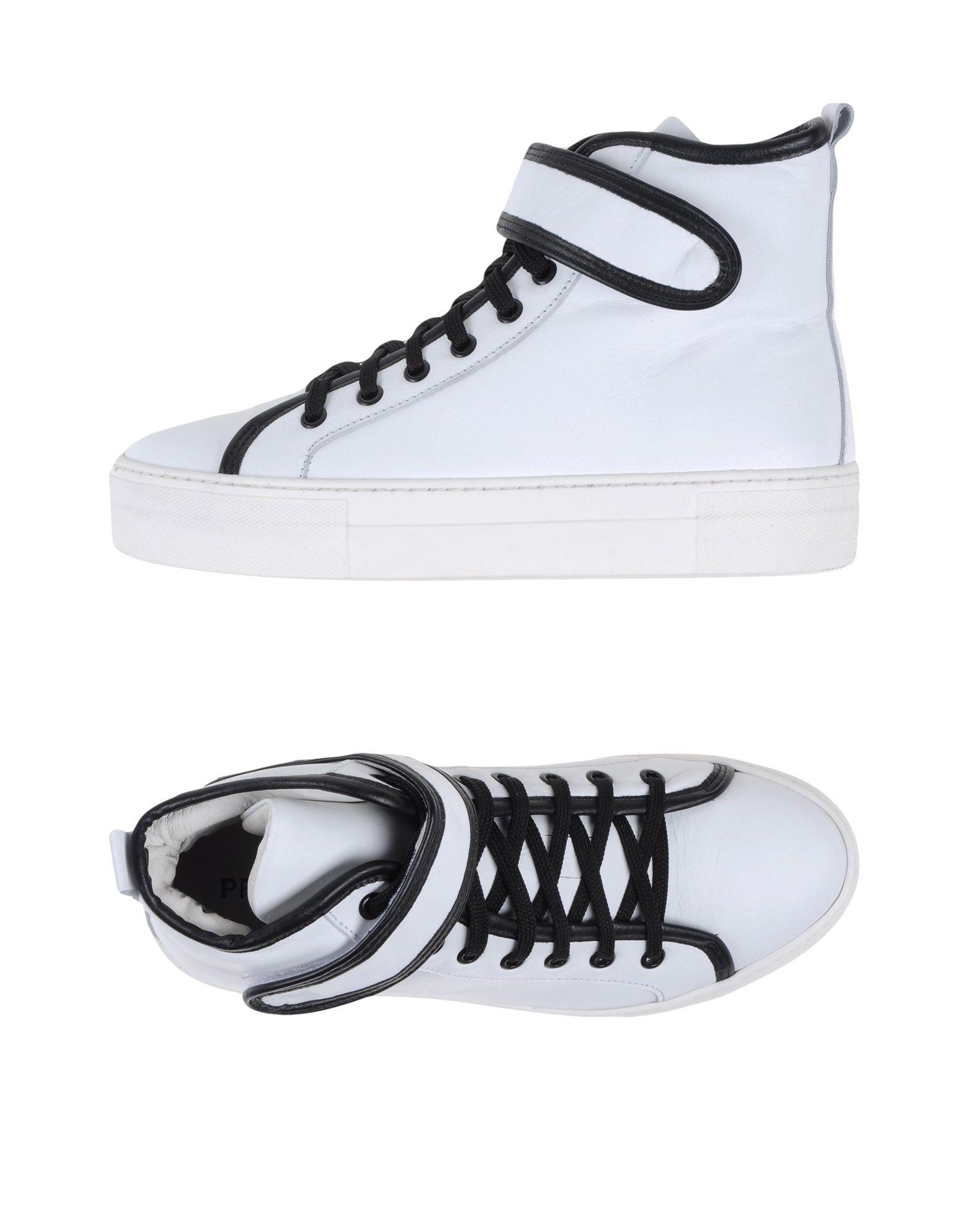 PROJECT ONE Высокие кеды и кроссовки цены онлайн