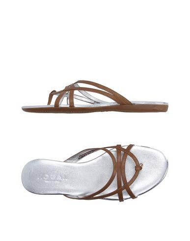 zapatillas HOGAN Sandalias de dedo mujer