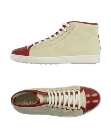 Foto TOD'S Sneakers & Tennis shoes alte donna