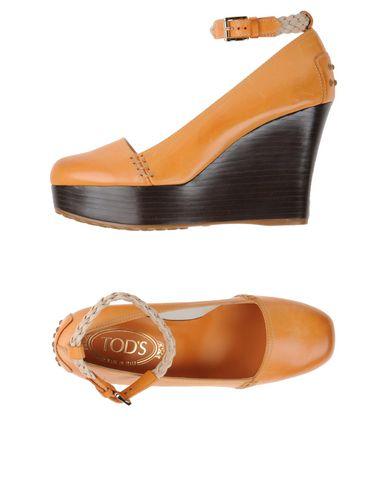 Фото - Женские туфли  оранжевого цвета