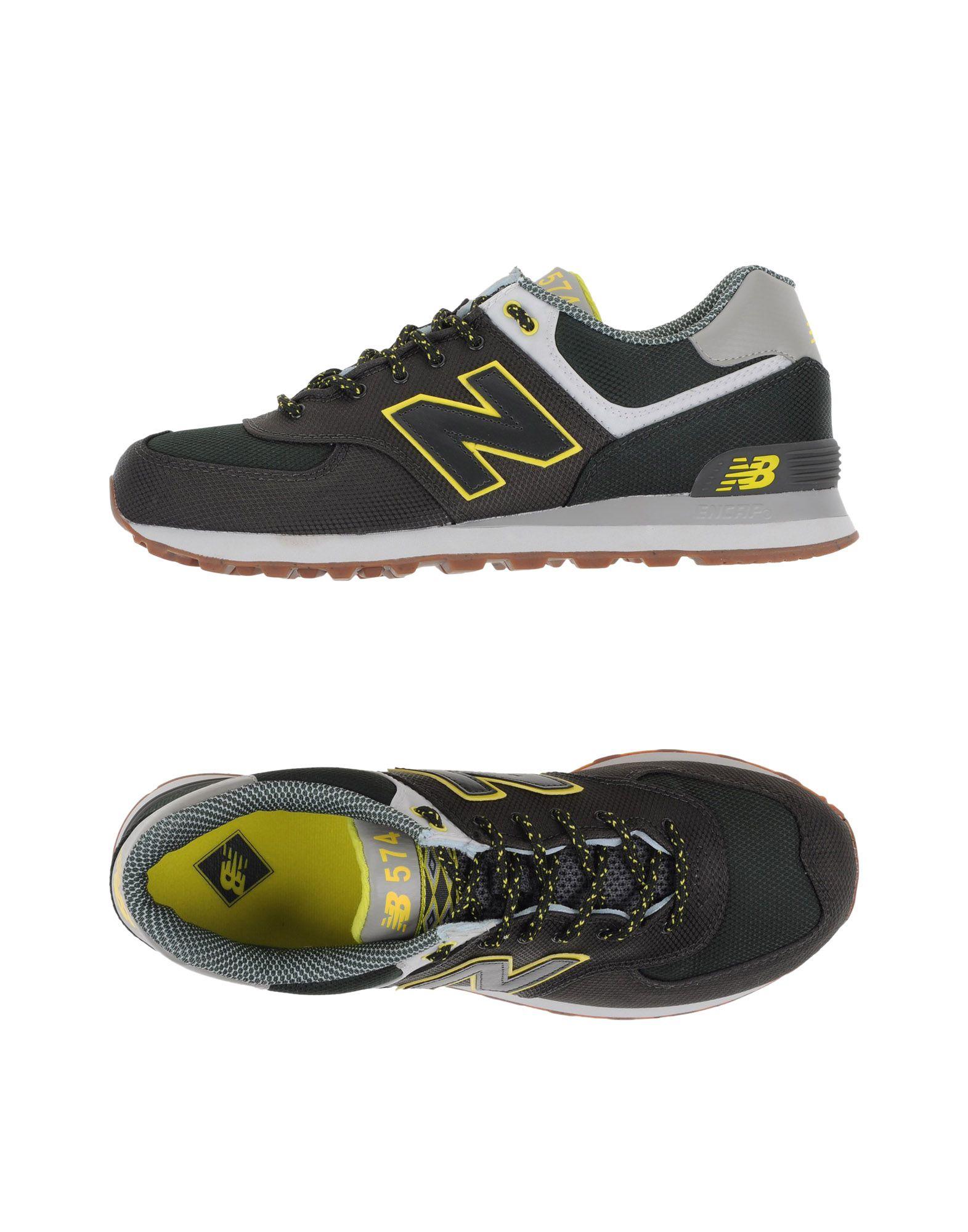 цена на NEW BALANCE Низкие кеды и кроссовки