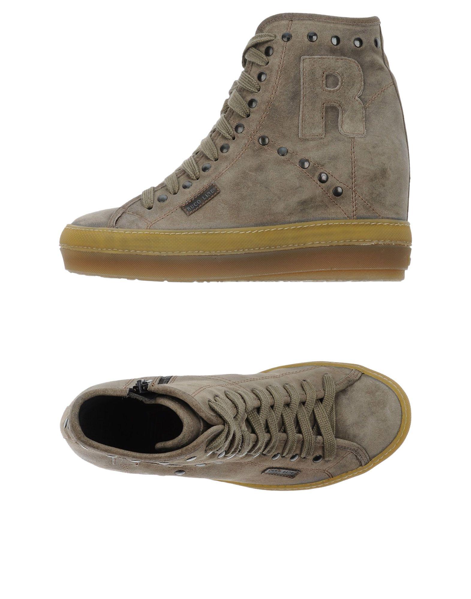 RUCO LINE Высокие кеды и кроссовки кеды кроссовки высокие dc council mid tx stone camo