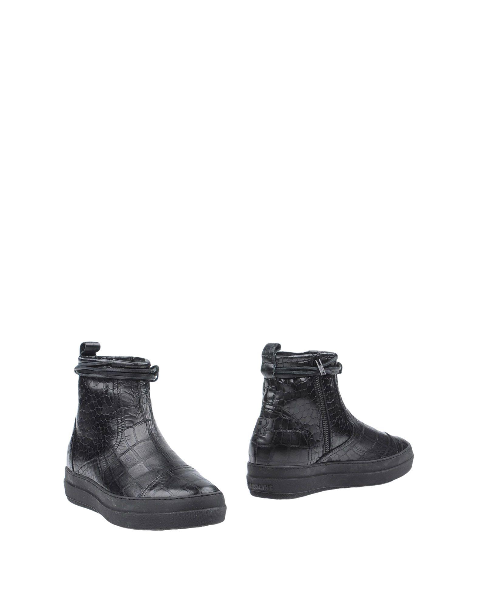 RUCO LINE Полусапоги и высокие ботинки ботинки swims ботинки без каблука