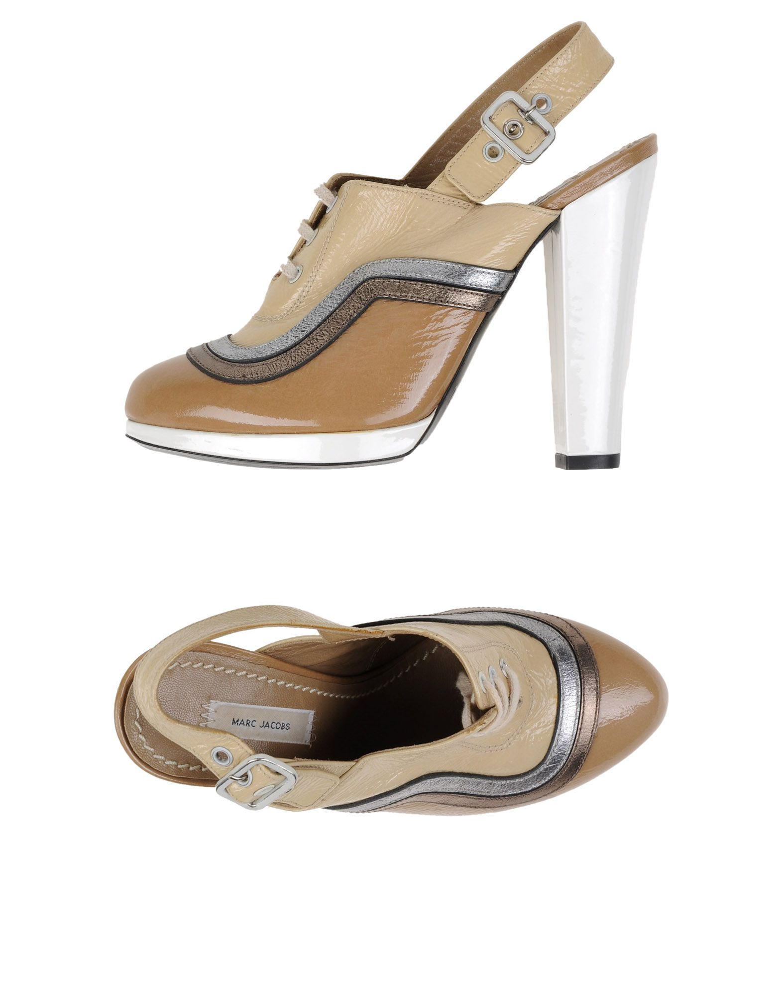marc jacobs female marc jacobs laceup shoes
