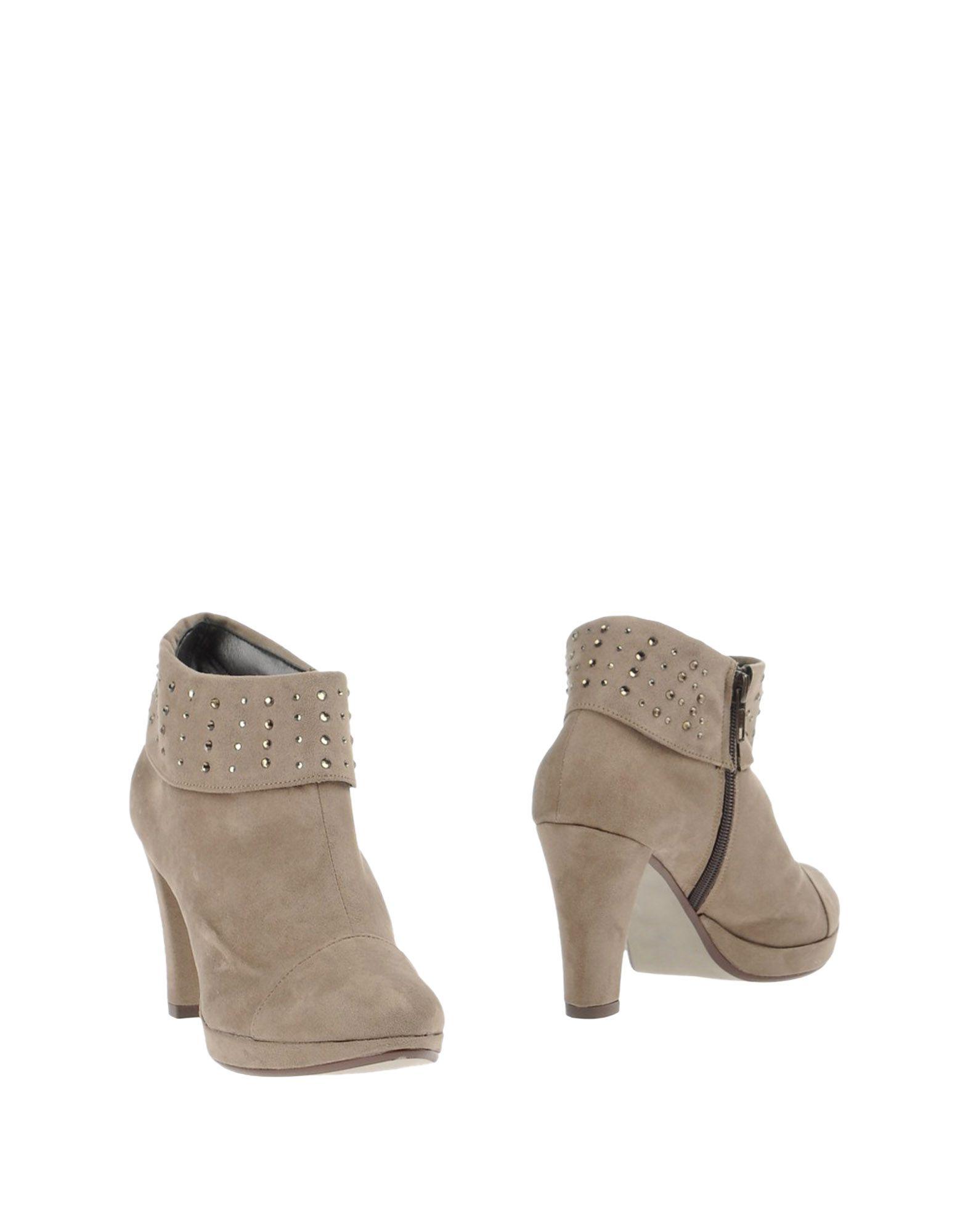 MAURO FEDELI Полусапоги и высокие ботинки цены онлайн