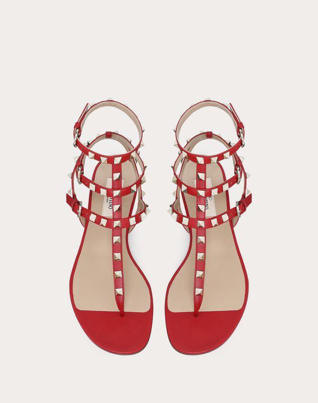 Rockstud Flat sandal