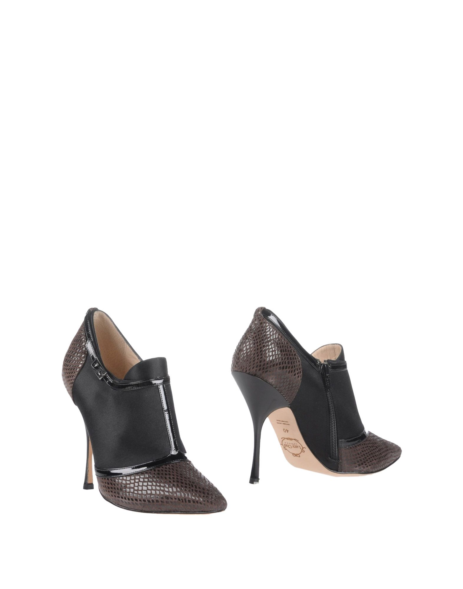 LUCY CHOI London Ботинки цены онлайн