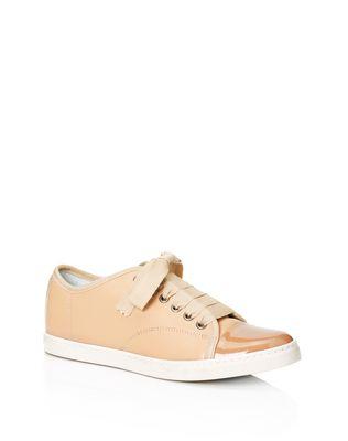 LANVIN Sneakers D Low-top sneakers F