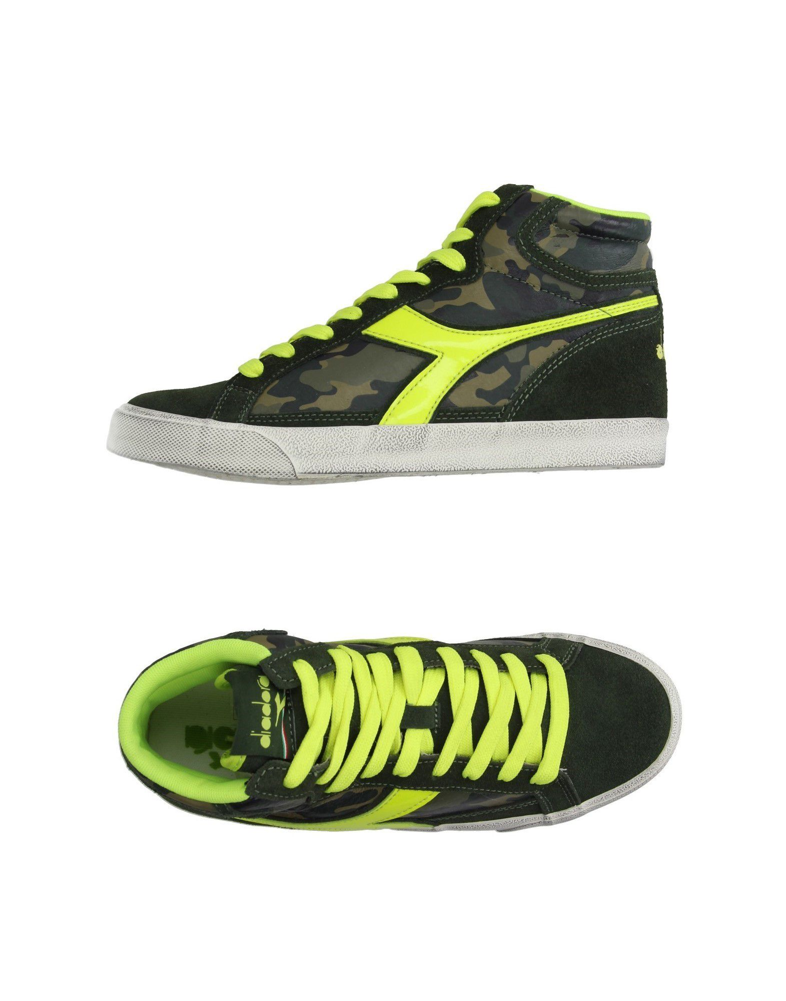 все цены на DIADORA Высокие кеды и кроссовки онлайн
