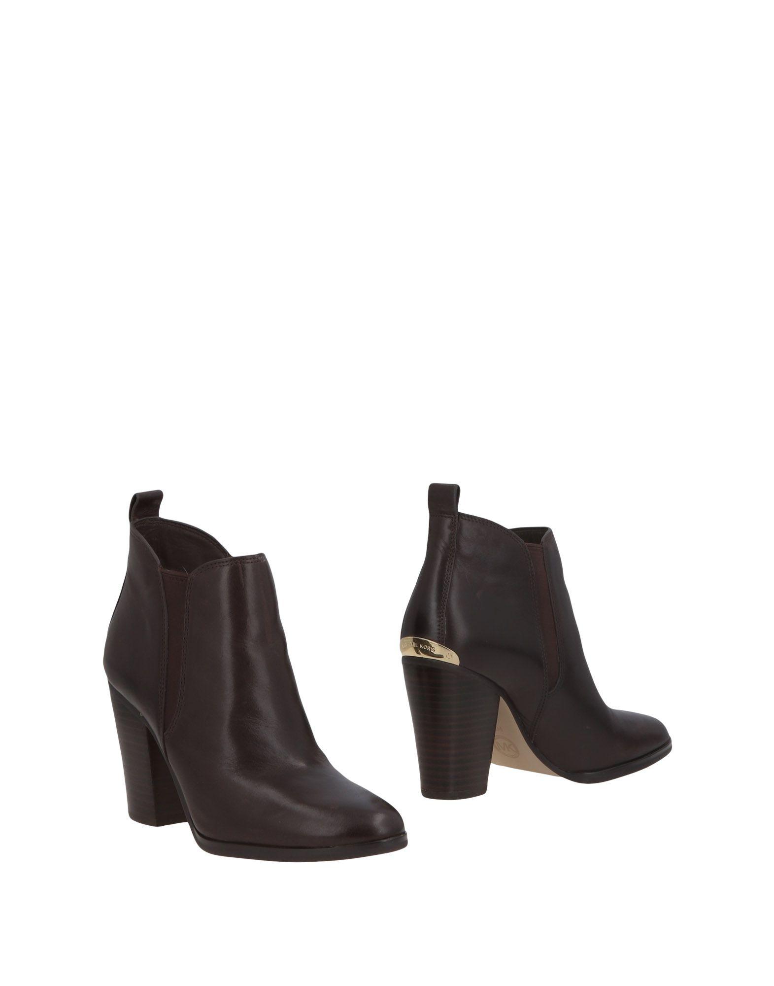 MICHAEL MICHAEL KORS Полусапоги и высокие ботинки ботинки michael michael kors 40f7cdmb9l 001 black