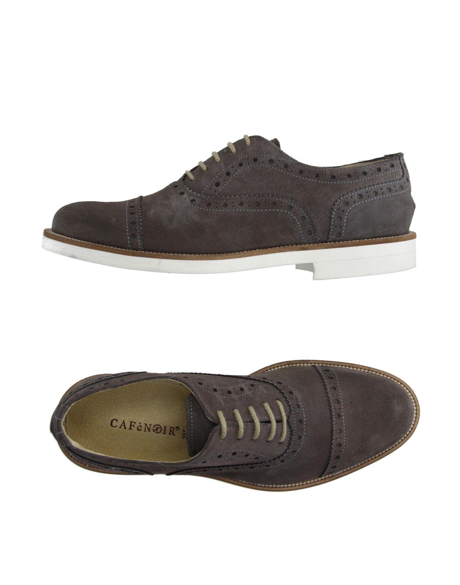 CAFèNOIR Обувь на шнурках цены онлайн