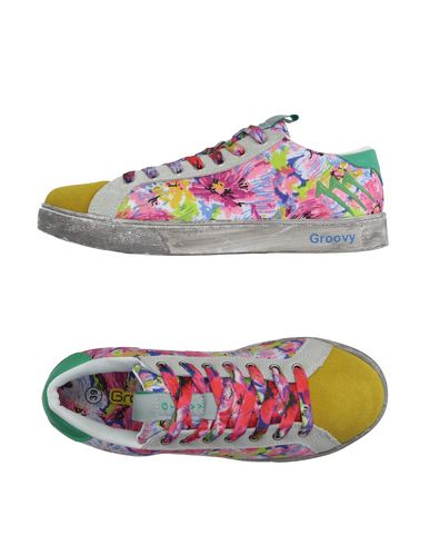 GROOVY by AGLA Sneakers & Tennis basses femme
