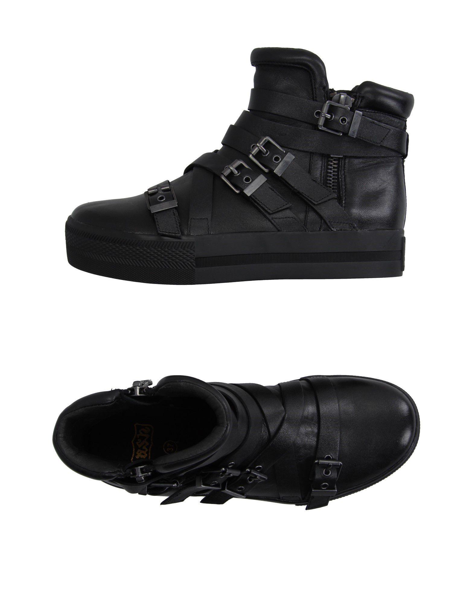 ASH Высокие кеды и кроссовки native высокие кеды и кроссовки