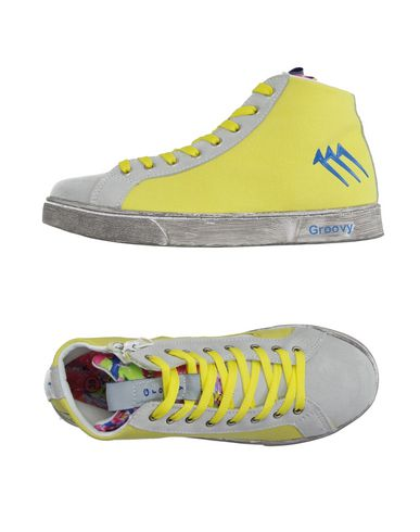 GROOVY by AGLA Sneakers & Tennis montantes femme