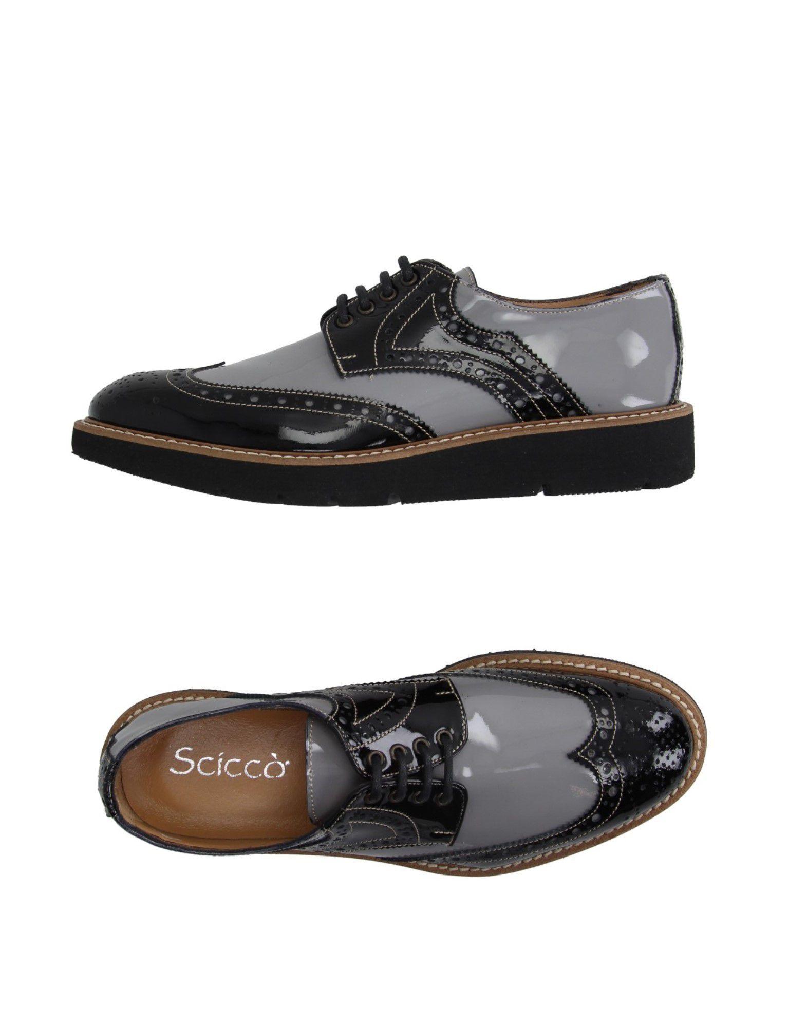 ФОТО scicco Обувь на шнурках