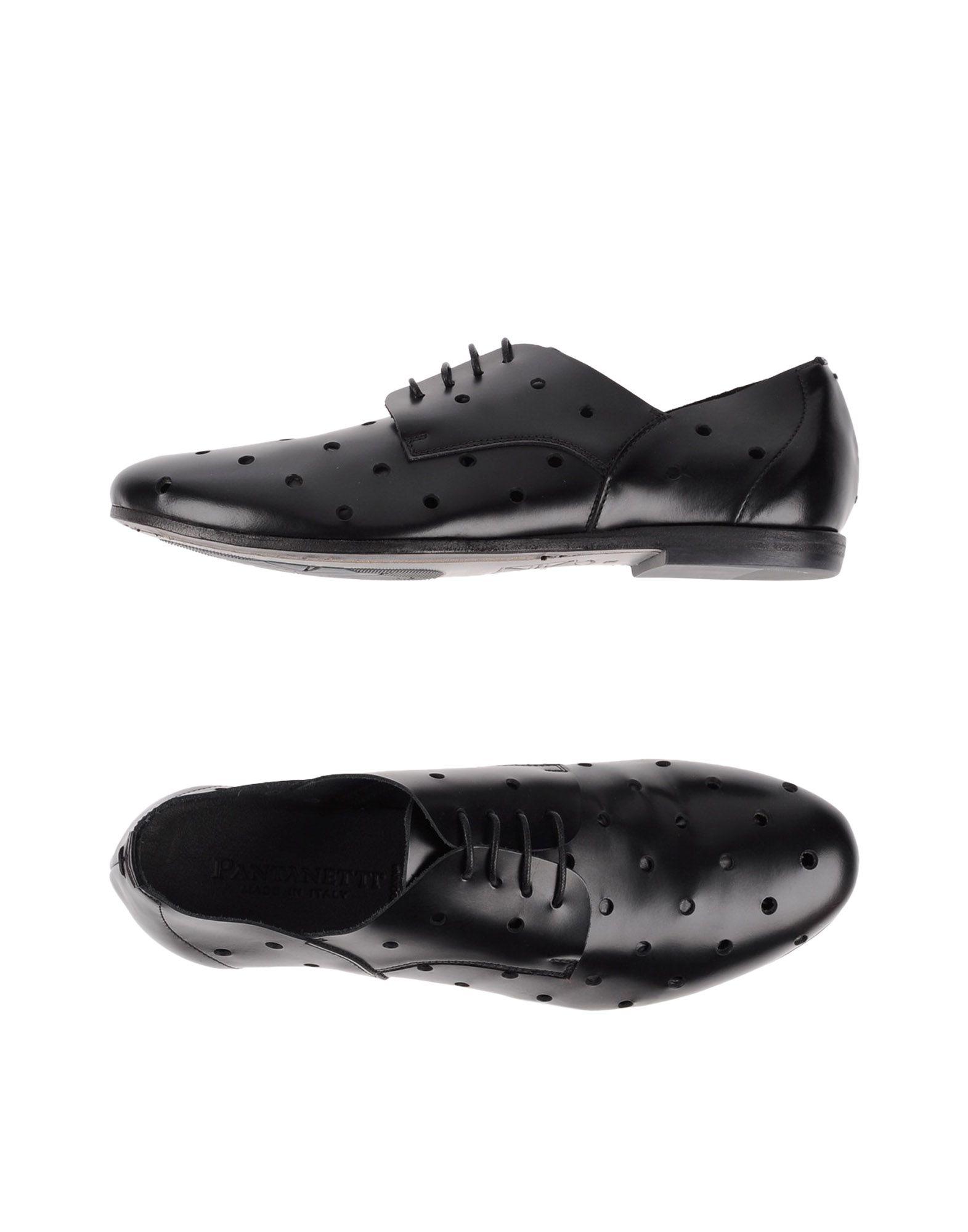 PANTANETTI Обувь на шнурках