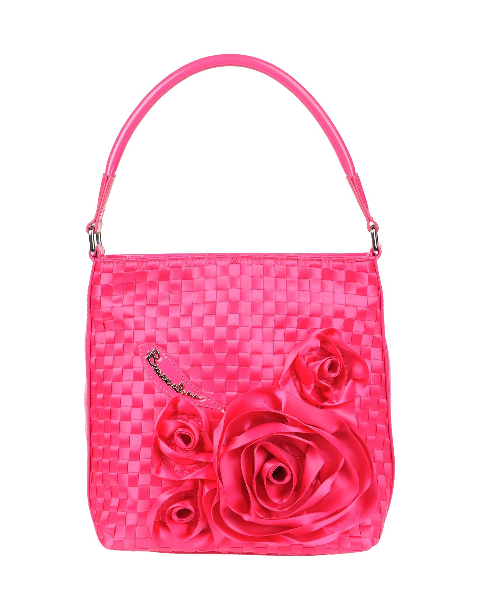 BRACCIALINI Средняя сумка из текстиля braccialini сумка на плечо