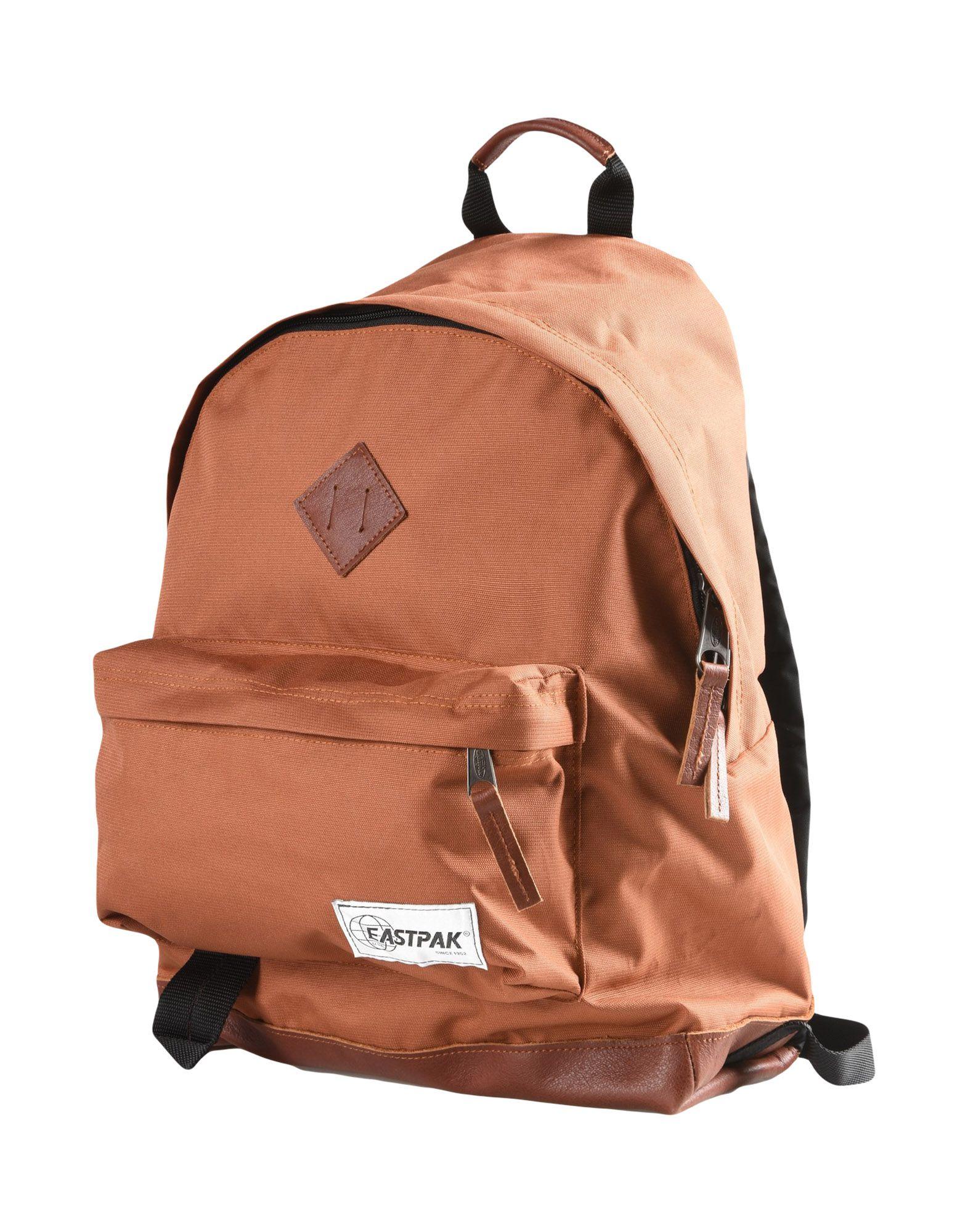 EASTPAK Рюкзаки и сумки на пояс дизайнер высокое качество натуральная кожа женские винтажные овчины твердые школьные сумки mochilas mujer 2017 рюкзаки для девочек