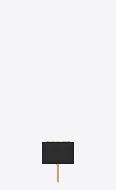 SAINT LAURENT Mini bags Kate D classic small kate tassel chain bag in black leather b_V4