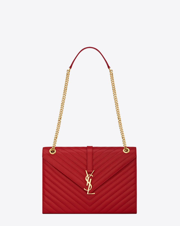 Monogram envelope Bag