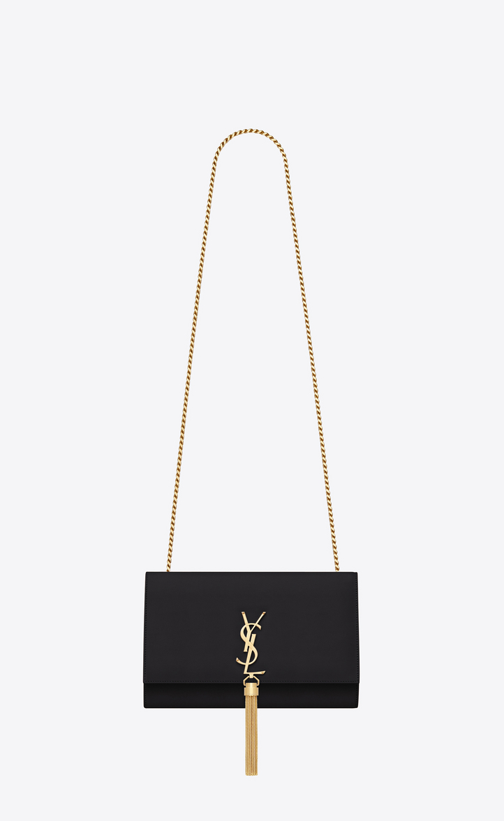 Saint Laurent Kate Medium With Tassel In Smooth Leather   YSL.com 8127df803b