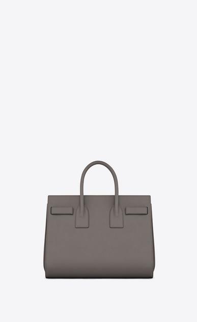 SAINT LAURENT Sac De Jour Small D CLASSIC SMALL SAC DE JOUR BAG in Fog Leather b_V4