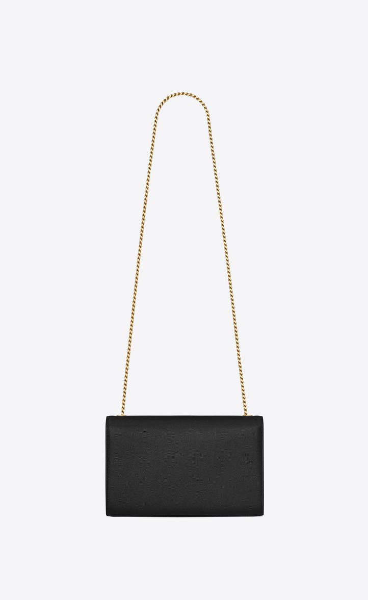 Saint Laurent Kate Medium In Grain De Poudre Embossed Leather ... 69a05e3001