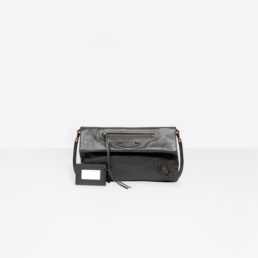 BALENCIAGA Classic Envelope Strap Classic Envelope Handbag D f