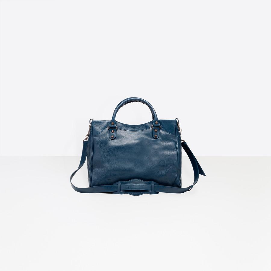 BALENCIAGA Classic Velo Classic City S Handbags D d