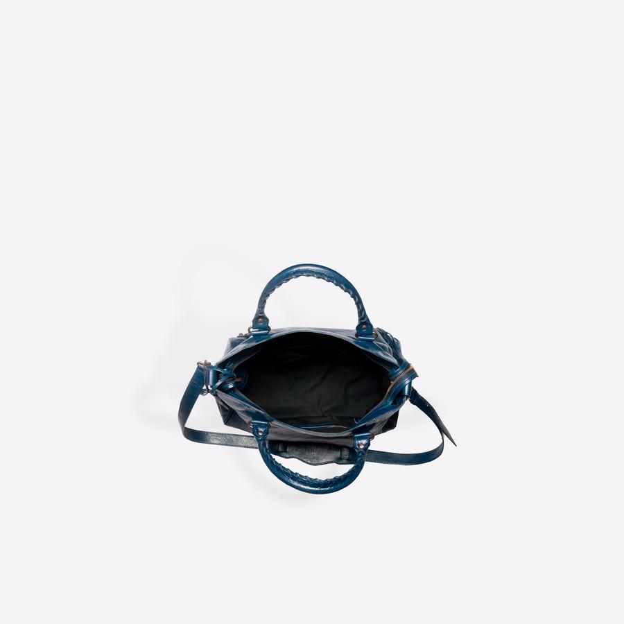 BALENCIAGA Classic Velo Classic City S Handbags D e