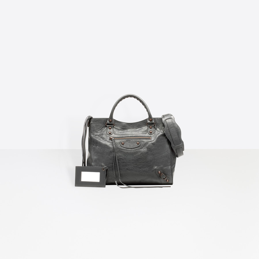 BALENCIAGA Classic Velo Classic City S Handbags D f