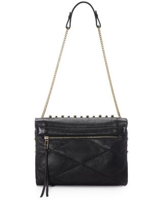 Quilted lambskin sugar bag