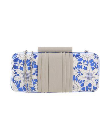 CHIARA P レディース ハンドバッグ ブライトブルー 紡績繊維