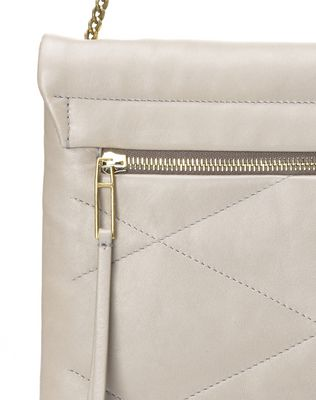 LANVIN Medium lambskin sugar bag Shoulder bag D b