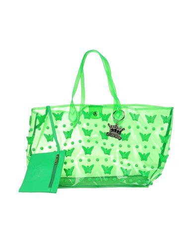 MIA BAG レディース ハンドバッグ グリーン ポリ塩化ビニル 100%