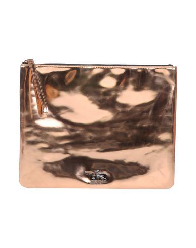 UNITED NUDE レディース ハンドバッグ サーモンピンク 紡績繊維