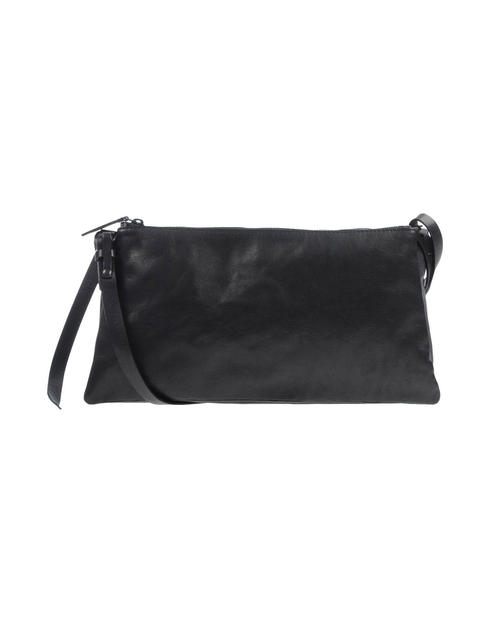ANN DEMEULEMEESTER Сумка через плечо momo design сумка через плечо