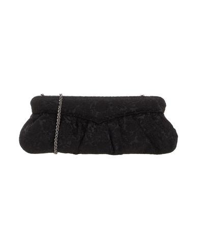 RODO レディース ハンドバッグ ブラック 紡績繊維