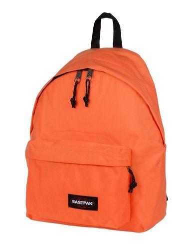 EASTPAK レディース バックパック&ヒップバッグ オレンジ 紡績繊維