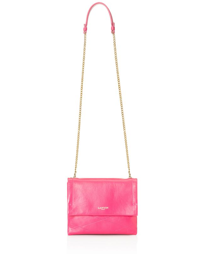 LANVIN Mini Sugar bag Shoulder bag D f