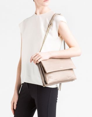 LANVIN Medium Sugar bag Shoulder bag D d