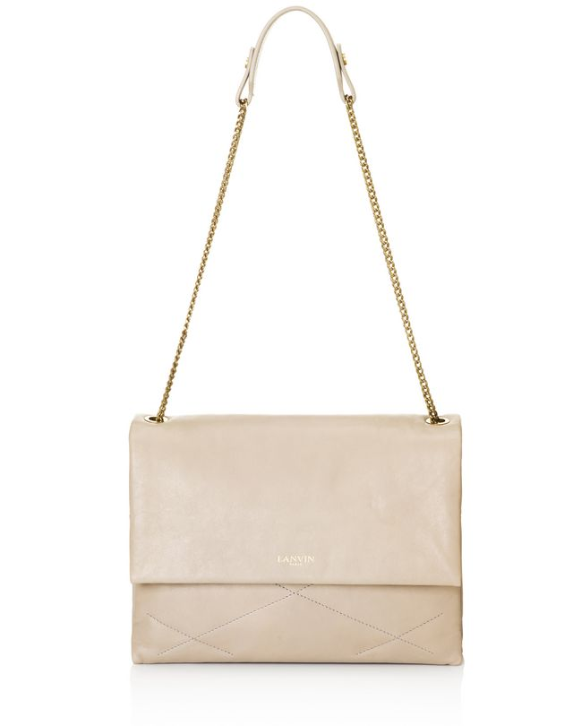 LANVIN Medium Sugar bag Shoulder bag D f